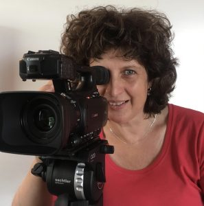 Aan het werk als videomaker van een levensverhaal