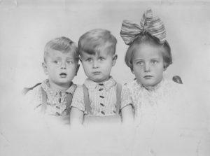 foto uit fotoboek bij een levensverhaal